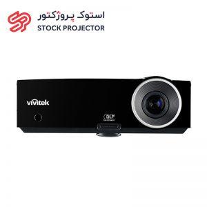 VIVITEK-D837-Projector